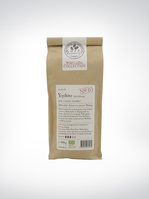 Kaffa Yeyibito, Wild Coffee Collection No 3