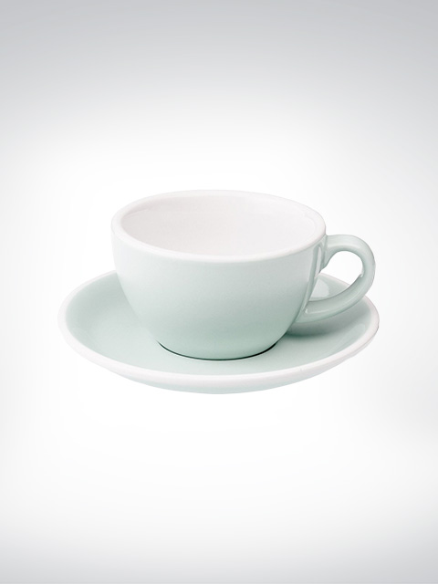 Loveramics Flat White Tasse riverblue
