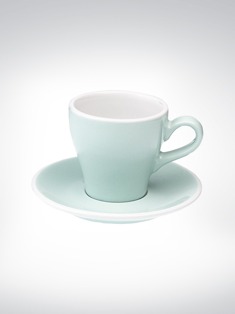 Loveramics Cappuccino Tasse river blue