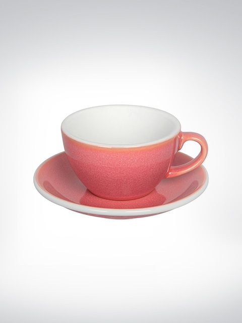 Loveramics Cappuccino Tasse Berry