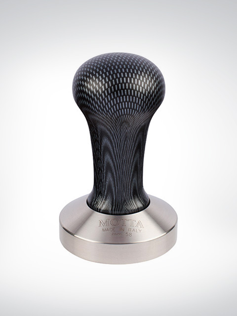 Motta Tamper Carbon Look