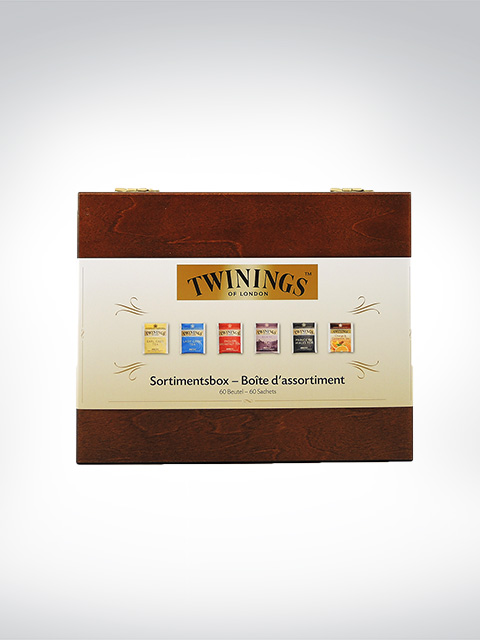Twinings Degustations Teebox
