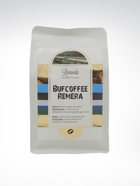 UCC Coffee Bufcoffee Remera, Ruanda